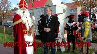 Sinterklaas bezoekt Tinte – 2016