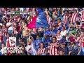 Golazo tremendo de Rodolfo Pizarro y Chivas ya le  - Videos de Los Partidos de Chivas Guadalajara