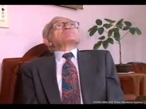 Salvador Gilbert relata sobre el viaje en tren a Auschwitz