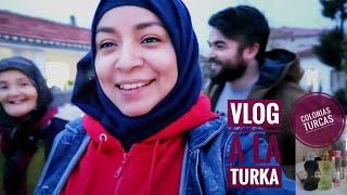 Mi SUEGRA Está Feliz 🏡 + Mis Colonias Turcas + Changa Enferma | Mexicana En Turquía