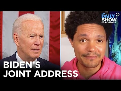 Biden's Big Speech: Progressive Proposals & Ted Cruz Caught Napping - The Daily Show