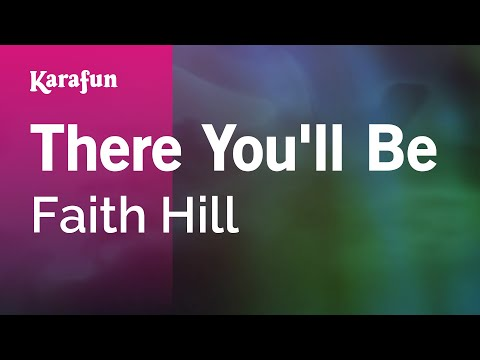 download lagu mp3 mp4 Faith Hill There You Ll Be Backing Track, download lagu Faith Hill There You Ll Be Backing Track gratis, unduh video klip Faith Hill There You Ll Be Backing Track