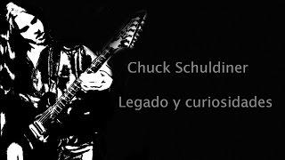 El legado incomparable de Chuck Schuldiner - Death