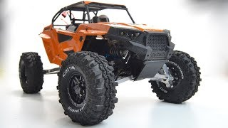 Wltoys 10428-B tires, rims, paint and METAL UPGRADE