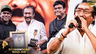Yuvan & Harris to Deva - Historical Moment! Deva's Ultimate Live Gaana for Morattu Singles!