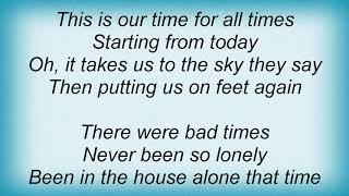Anna Ternheim - Wedding Song Lyrics