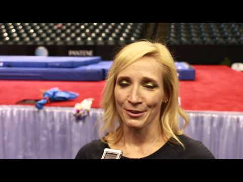 Kim Zmeskal Interview on Ragan Smith, P&G Gymnastics Championships, and So You Think You Can Dance