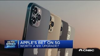 Why and why not it may make sense to upgrade to iPhone 12 for 5G capabilities