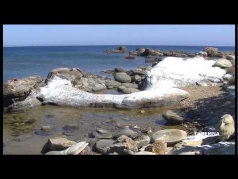Οι παραλίες της Παλαιόχωρας