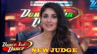 Dance India Dance 2019 : Kareena Kapoor khan Is Going To Be The New Judge Of Reality Show DID 2019