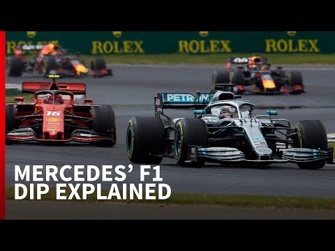 Why Mercedes has gone off the boil in F1