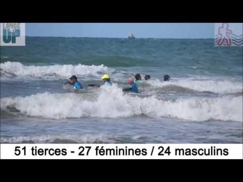 VIDÉO : Championnat de France Longe Côte 2016