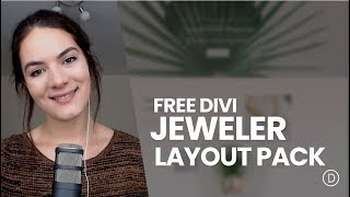 Get a FREE & Luxurious Jeweler Layout Pack for Divi | Kholo.pk