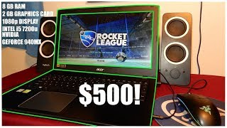 BEST BUDGET GAMING LAPTOP!  -  Acer Aspire E15   (Re-Review)