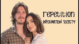 Information Society   Repetition (Tradução) Verão 90 (Lyrics Video) HD.