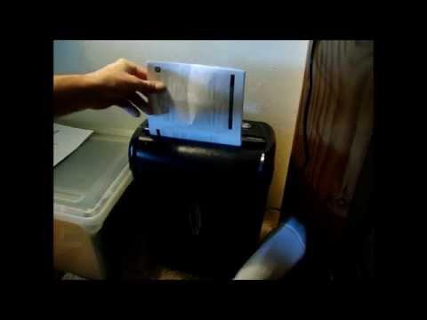 Paper Shredder Review