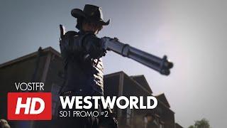 Westworld - Bande-annonce (Vostfr)