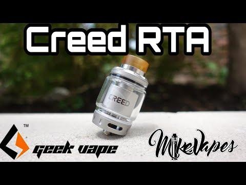 mp4 Geekvape Creed Rta, download Geekvape Creed Rta video klip Geekvape Creed Rta