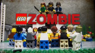 LEGO Zombie(1979) Episode 1 Stop Motion