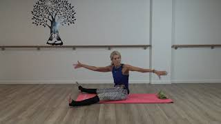 Pilates Mat #5 With Charell
