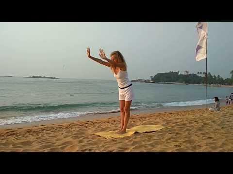 Утренний комплекс упражнений | йога для здоровья и молодости | муна | радуга жизни