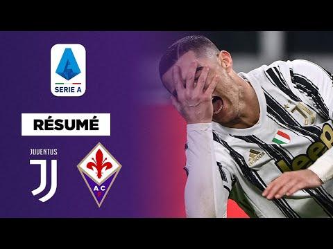 Résumé : La fiorentina fracasse la Juventus de Ronaldo ( Vidéo )