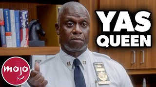 Top 10 Funniest Holt Quotes on Brooklyn Nine-Nine