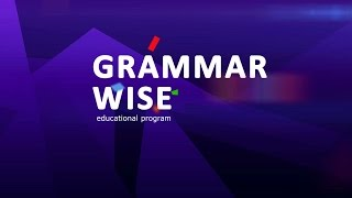 Grammar Wise_1 season