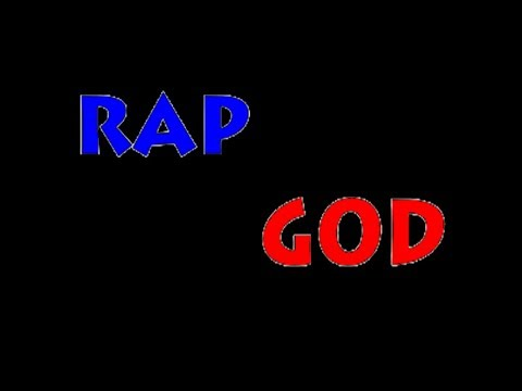 Eminem - Rap God But it's the BanjoKazooie Intro Music