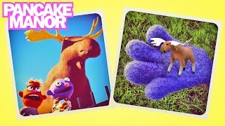 Big and Small | Song for Kids | Pancake Manor