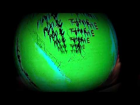 THEY - Time (Pushed Me Forward) [Lyric Video]