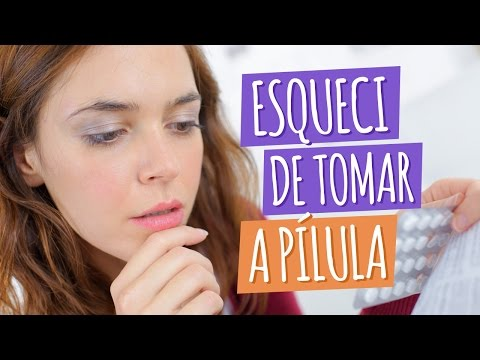 Imagem ilustrativa do vídeo: O que fazer se esquecer de tomar a Pílula