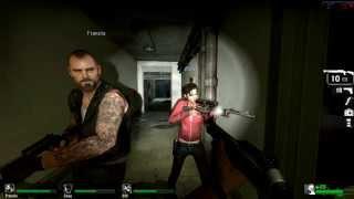 preview picture of video 'Left 4 Dead - Alta media :3 Alcantarillas AMD A6-3420m (HD)(3D)'