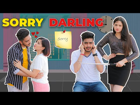 SORRY DARLING || Rachit Rojha HD Mp4 3GP Video and MP3
