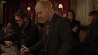 Phil Mitchell Collapses In <b>The Vic </b>2013