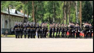 Президентский полк присяга 07 06 2014