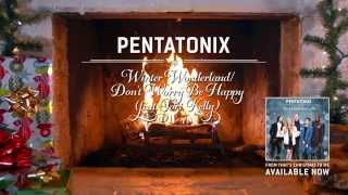 [Yule Log Audio] Winter Wonderland / Don't Worry Be Happy - Pentatonix ft Tori Kelly