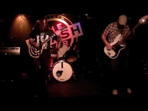 """The Dead Nobodies - """"Hard to Smile"""" - The Trash Bar, Brooklyn, NY"""