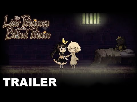 The Liar Princess and the Blind Prince - My True Self Cannot Be With You (PS4, Nintendo Switch) thumbnail