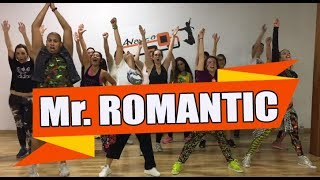 MR ROMANTIC - Mike Stanley ft. Don omar / ZUMBA con ALBA DURAN