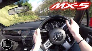 Mazda MX-5 NC - POV Drive through the countryside