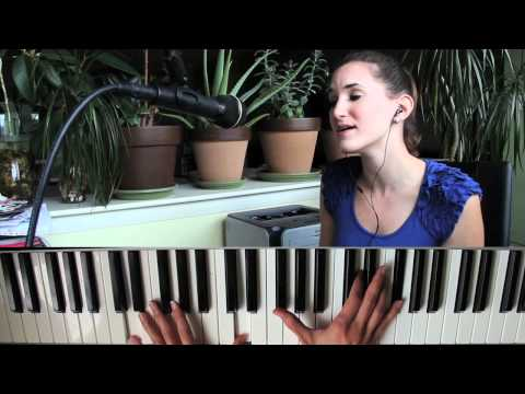 Someone Like You - Adele (Cover by Jill Goldberg, @jillmusic) Perez Hilton Cover Contest.mov