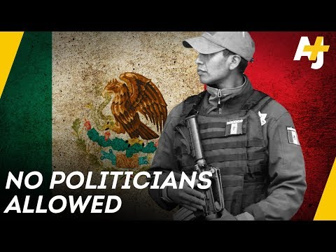 Cherán – mexické město s téměř nulovou kriminalitou