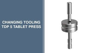 How To Change TDP Tooling