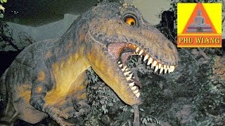 preview picture of video 'Ausflug zum Dinosaurier - Naturkundemuseum (Thailand 8.1)'