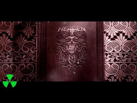 HEATHEN - In Black (OFFICIAL LYRIC VIDEO)