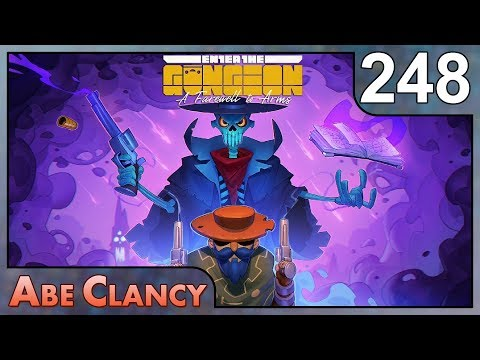 AbeClancy Plays: Enter the Gungeon - 248 - Reload Up
