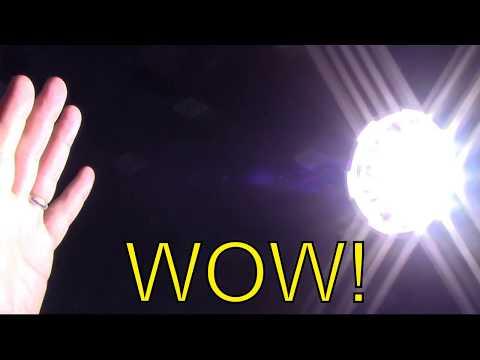 Imalent DX80 Flashlight Review!