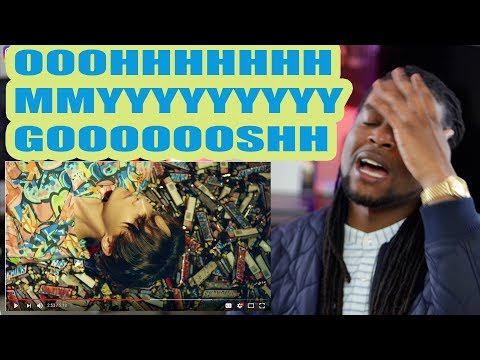 BTS (방탄소년단) 'FAKE LOVE' Official MV | REACTION!!! | BLACK GUY REACTS (видео)