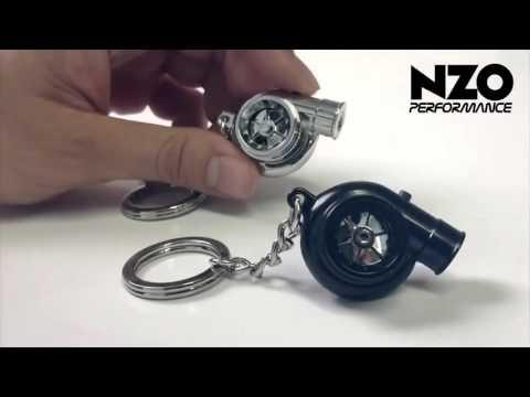 Boost Keychains - Llaveros turbo con sonido real